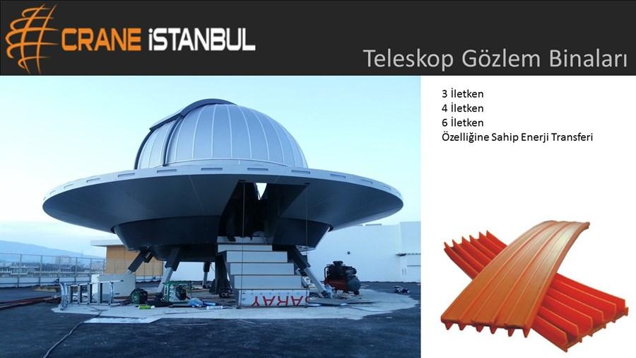 Teleskop Binaları
