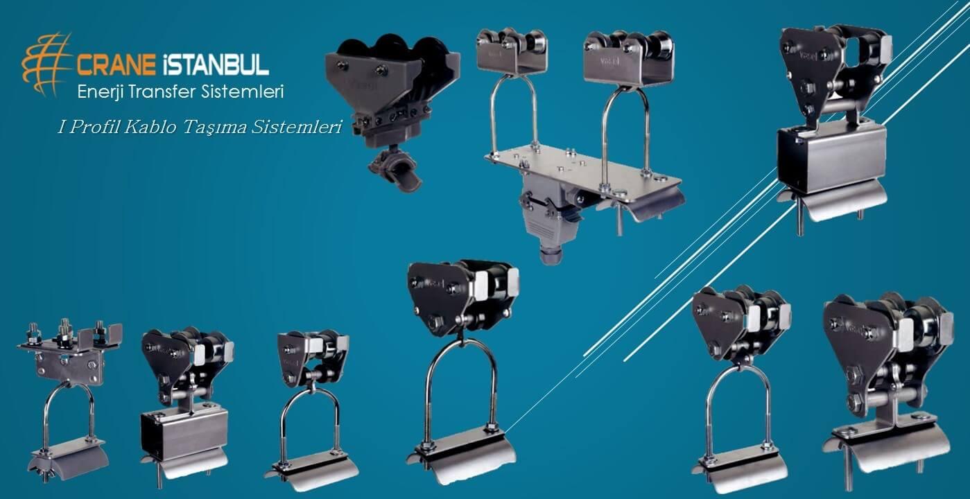 CRANE İSTANBUL Kablo Taşıma Sistemleri